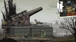 Скриншоты  игры Valiant Hearts: The Great War
