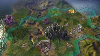 Скриншот Sid Meier's Civilization: Beyond Earth