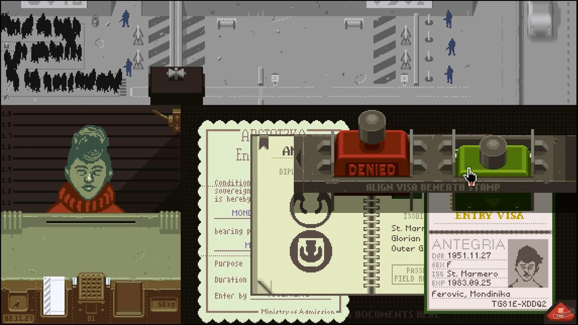 buy papers please game