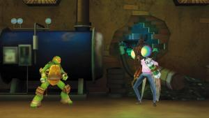 миниатюра скриншота Teenage Mutant Ninja Turtles: Danger of the Ooze