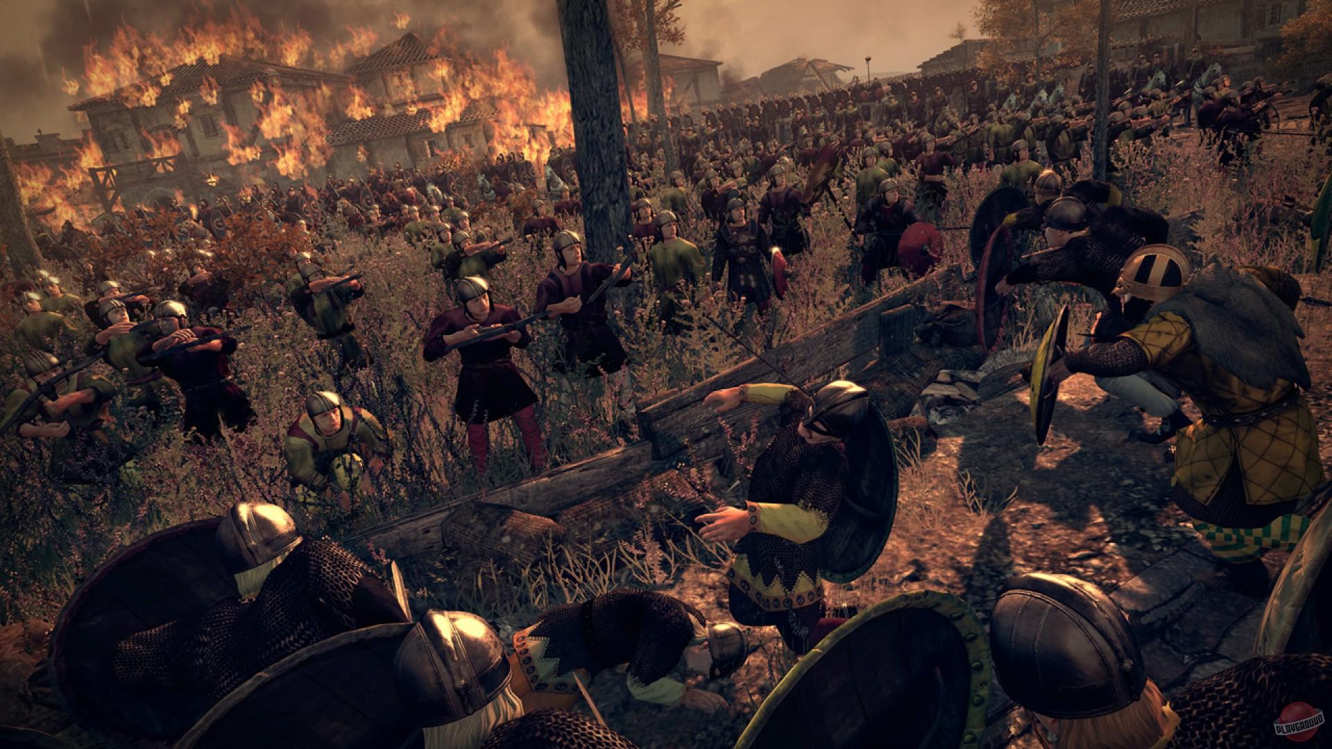 Total War: Attila Менеджер