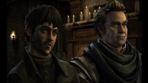 миниатюра скриншота Game of Thrones: A Telltale Games Series