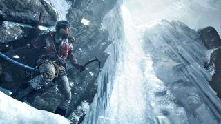 Скриншот Rise of the Tomb Raider