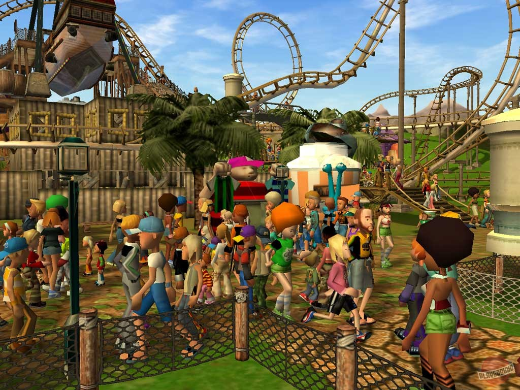 Download RollerCoaster Tycoon 3 Game For Mac