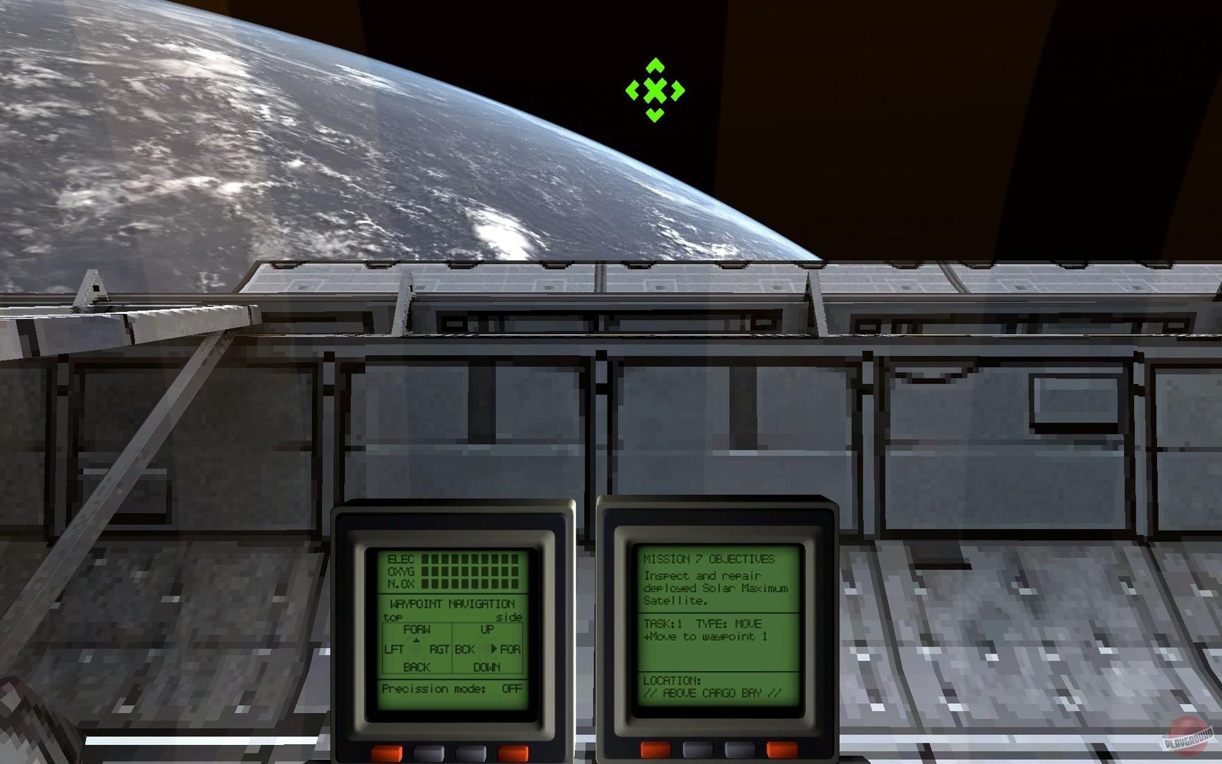 astronaut flight simulator - photo #17