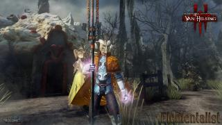 Скриншот Incredible Adventures of Van Helsing 3, the
