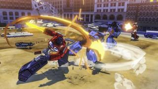Скриншот Transformers: Devastation
