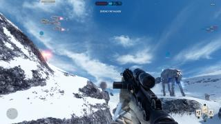 Скриншот Star Wars: Battlefront (2015)
