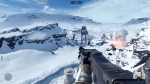 миниатюра скриншота Star Wars: Battlefront - Battle of Jakku