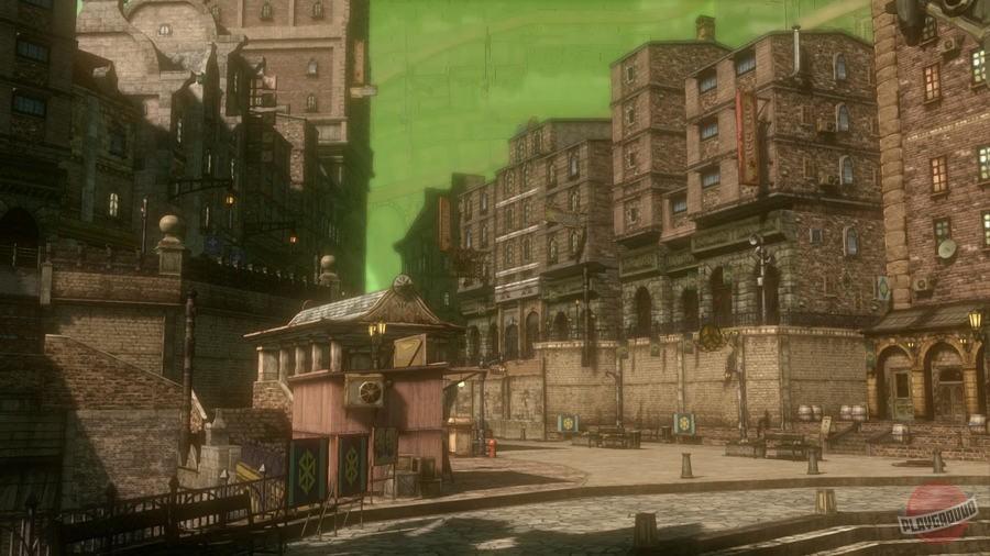 Скачать торрент игры Gravity Rush 2