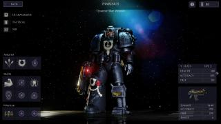 Скриншот Warhammer 40.000: Deathwatch - Enhanced