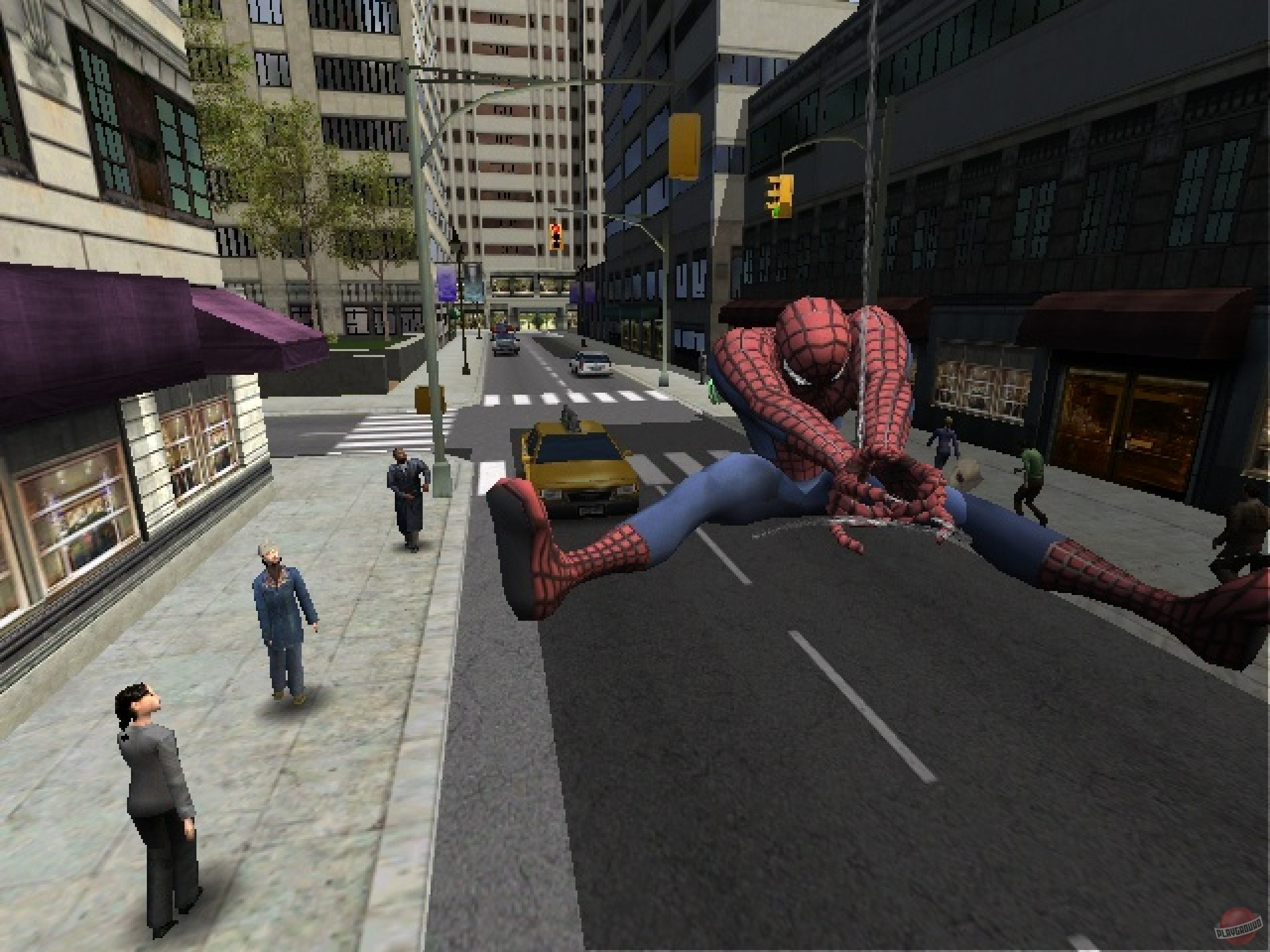 Человек паук игры прохождение 12 фотография