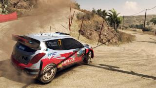 Скриншот WRC 5 FIA World Rally Championship