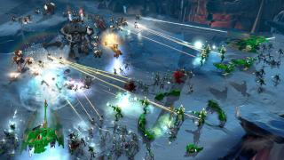 Скриншот Warhammer 40.000: Dawn of War 3