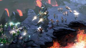 миниатюра скриншота Warhammer 00.000: Dawn of War 0