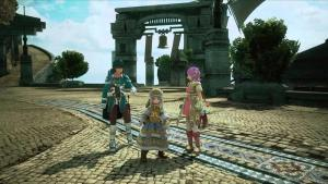 миниатюра скриншота Star Ocean: Integrity and Faithlessness