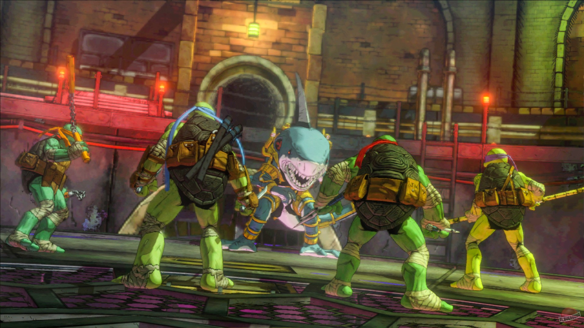 Watch Free Teenage Mutant Ninja Turtles Full EpisodesTMNT