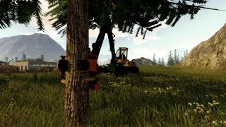 Скриншот Forestry 2017 - The Simulation