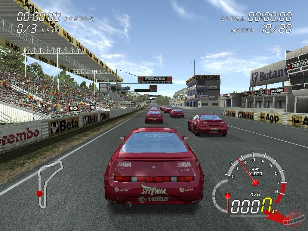 Скачать игру toca race driver через торрент