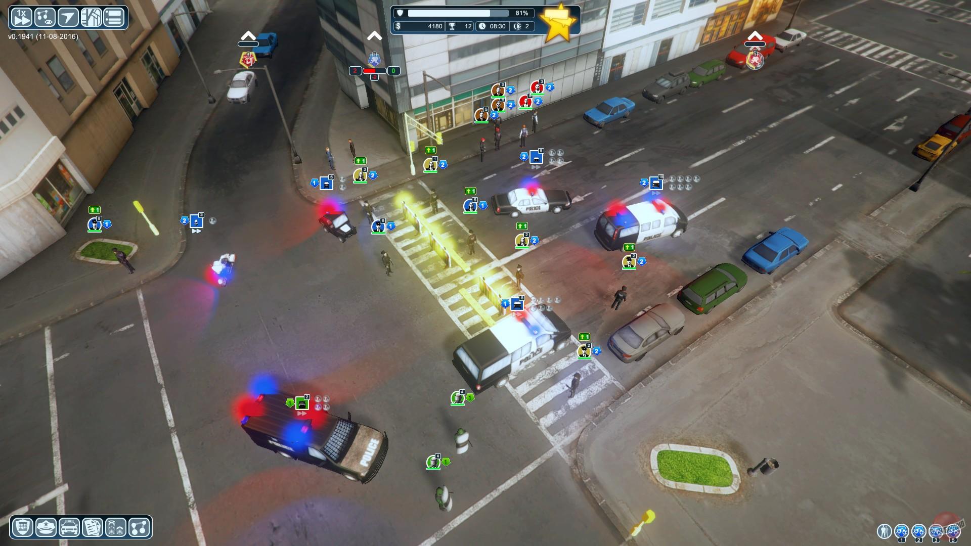 Скачать торрент игры Police Tactics: Imperio