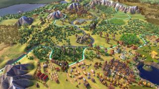 Скриншот Sid Meier's Civilization 6