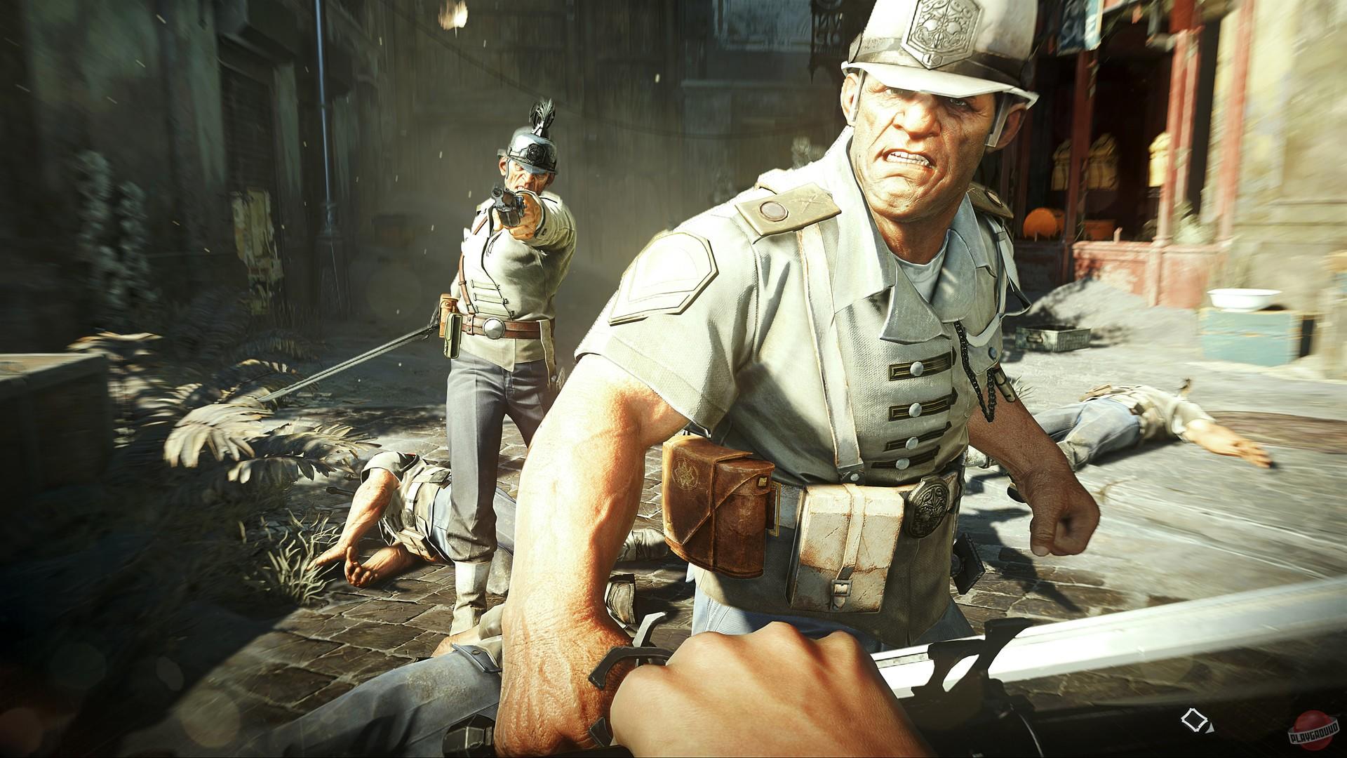 Скачать торрент игры Dishonored 2