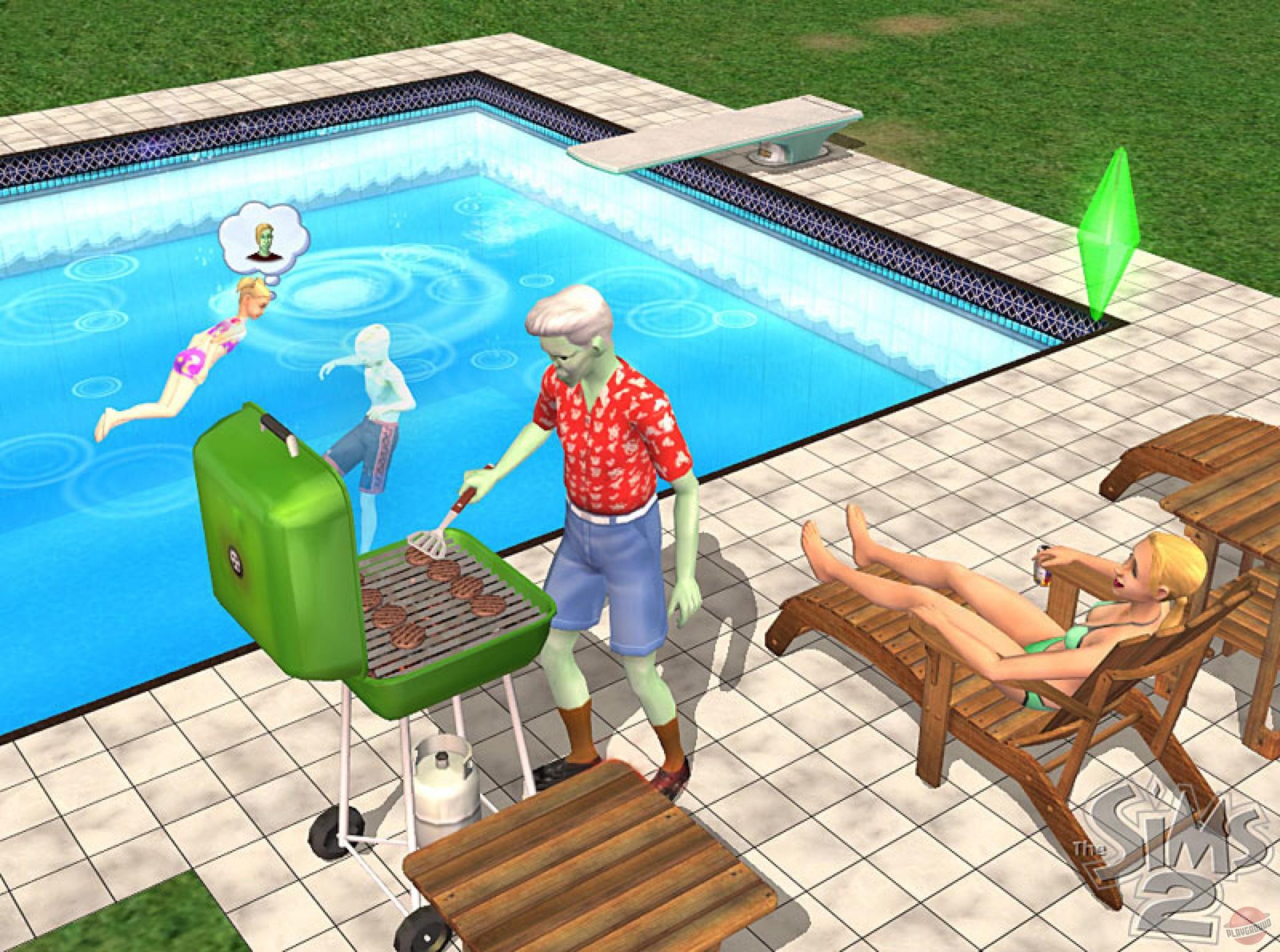 Sims 2 crfxfnm 1 фотография