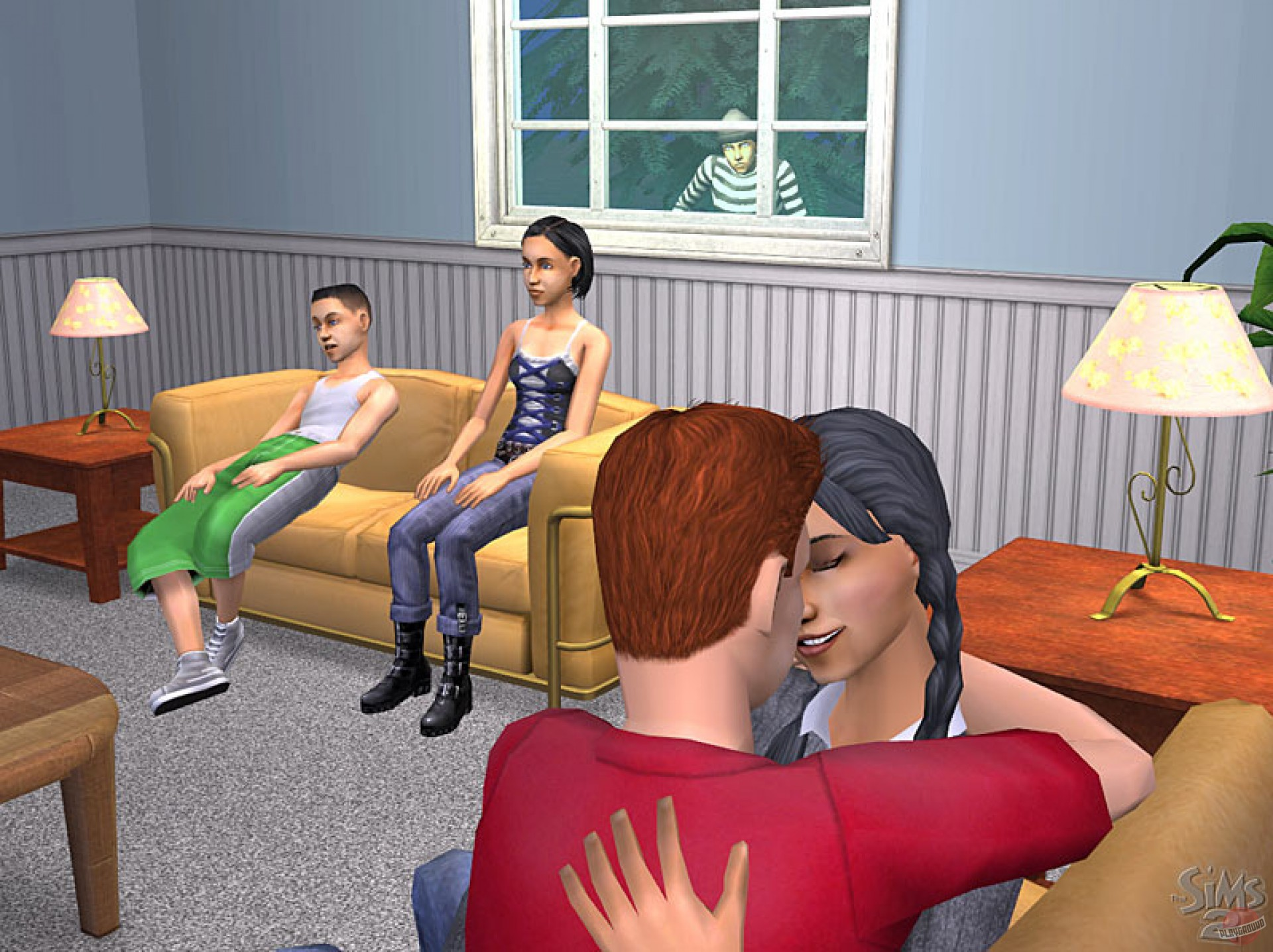 Porno the sims hry hentia gallery