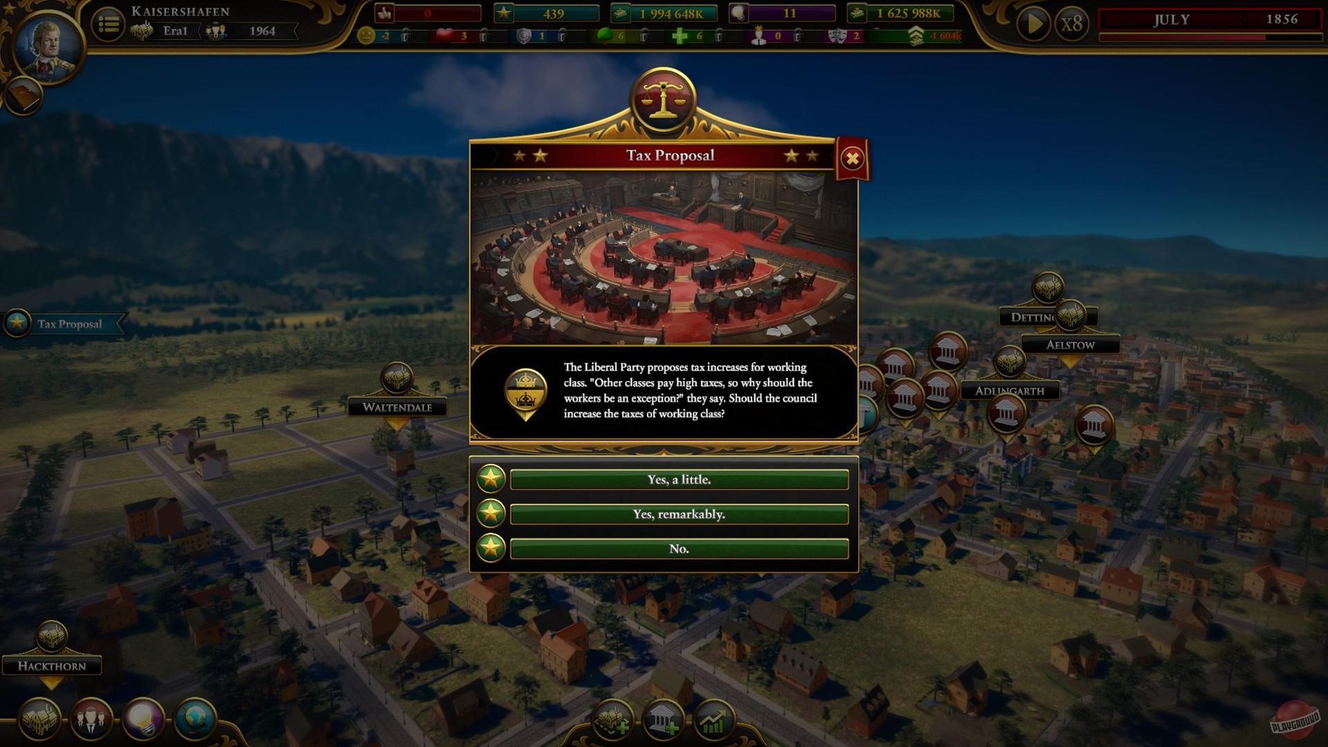 Скачать торрент игры Urban Empire