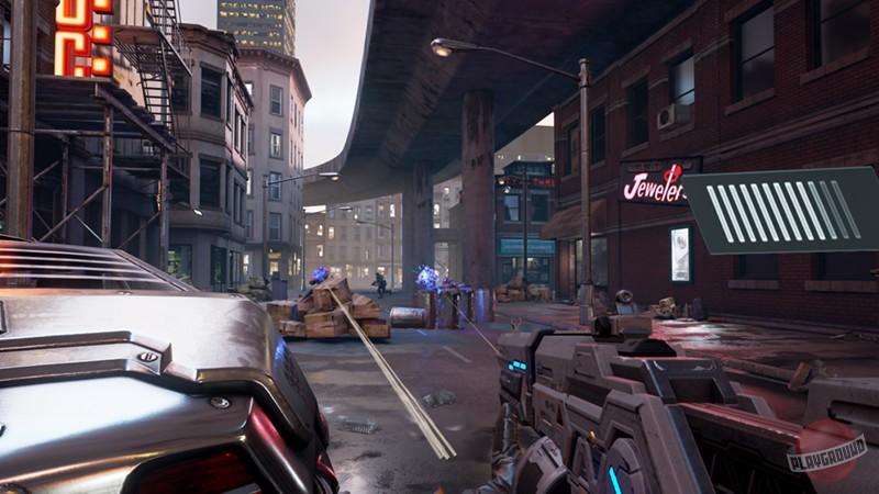 Скачать торрент игры Street of Sanctuary VR