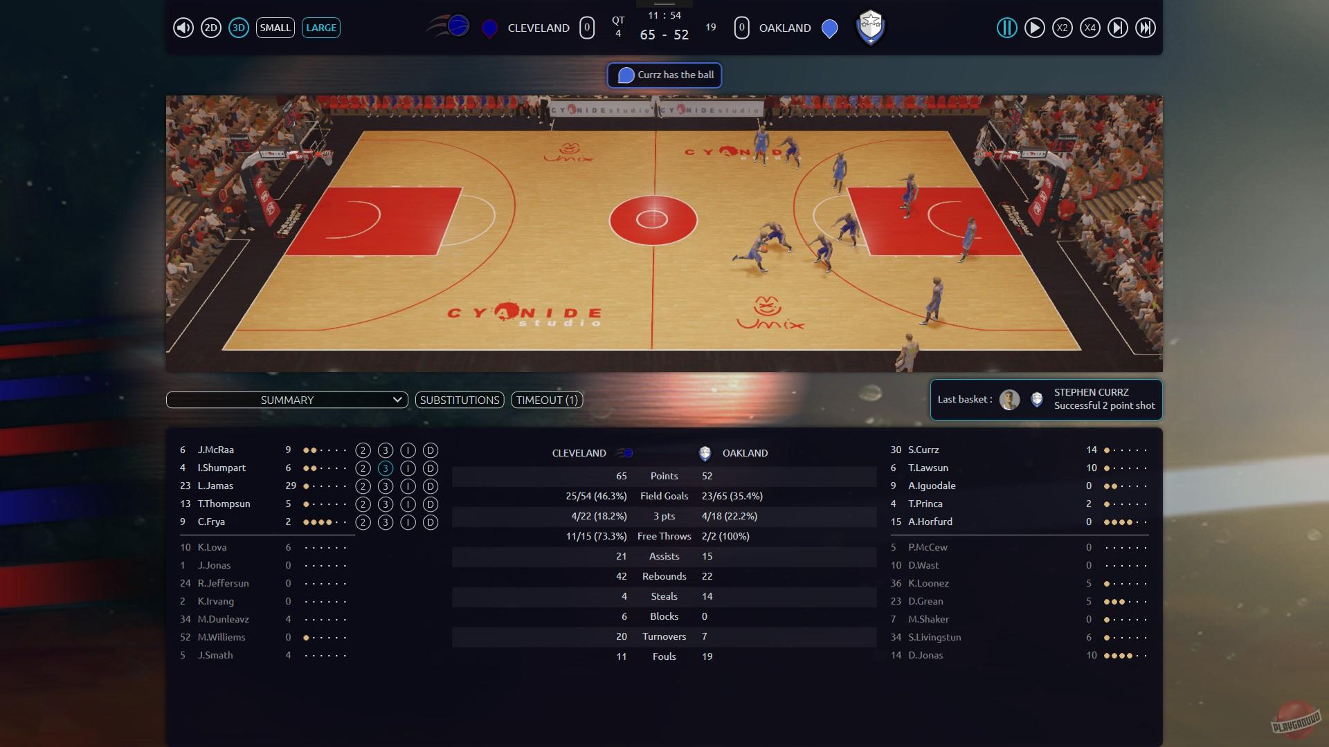 Скачать торрент игры Pro Basketball Manager 2017