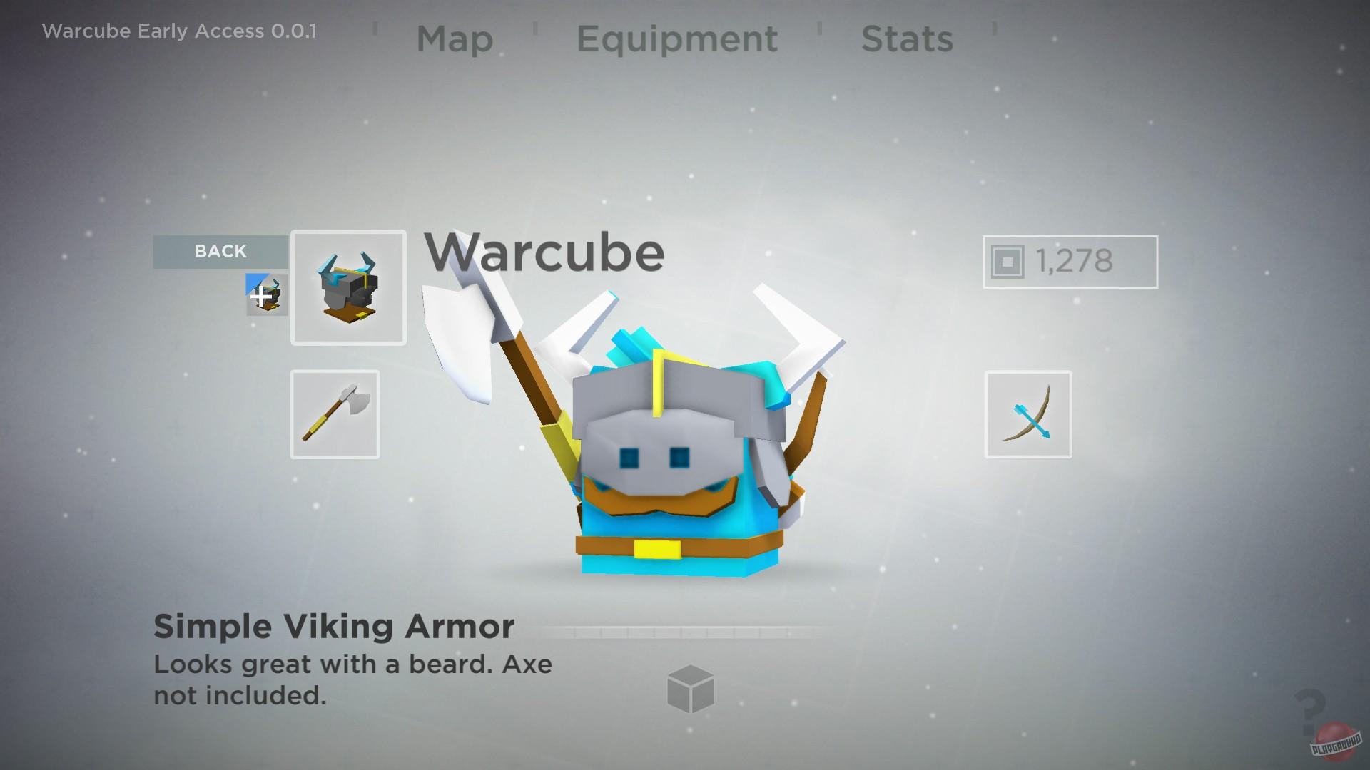 Скачать торрент игры Warcube