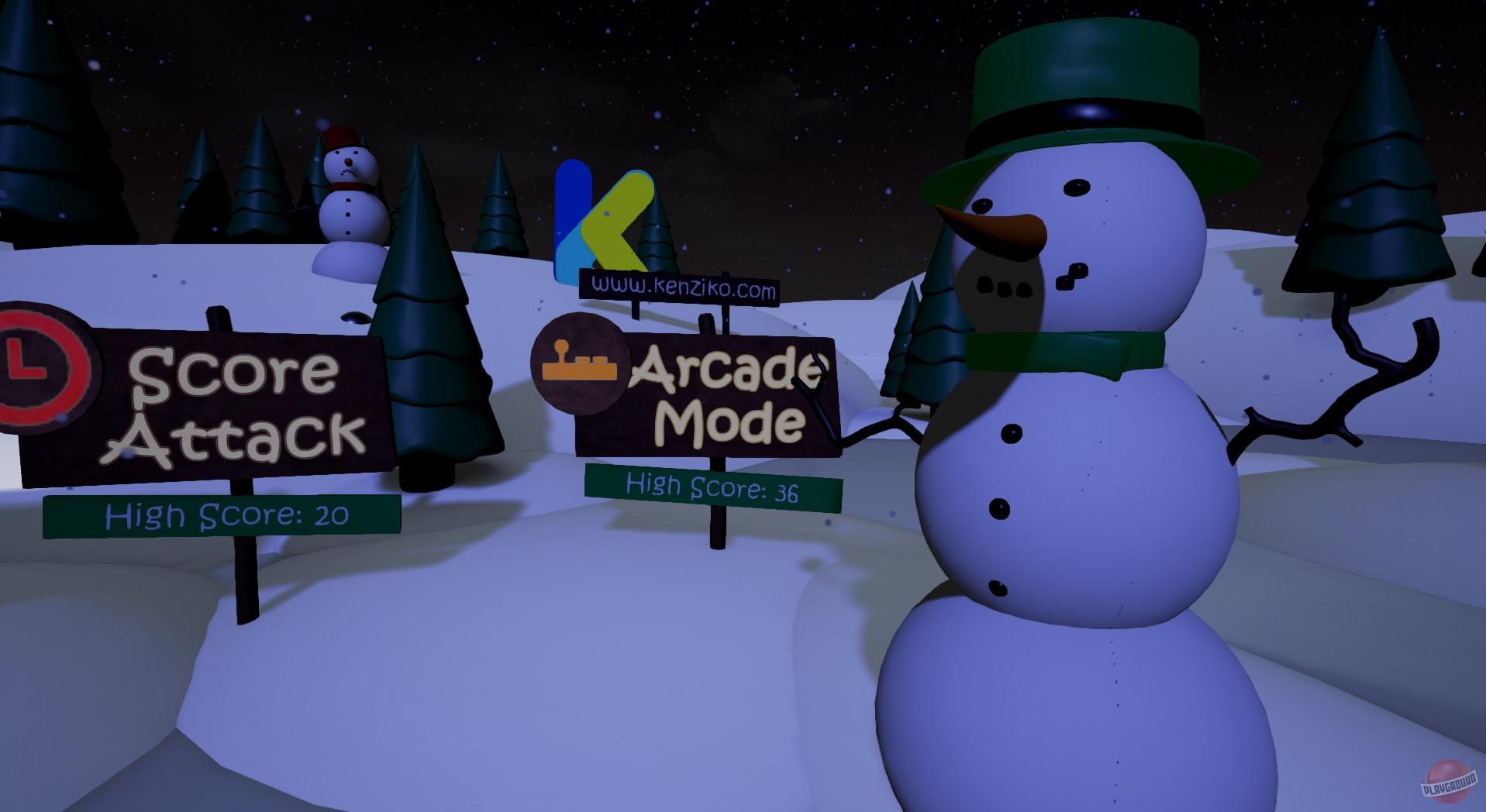 Скачать торрент игры Snow Games VR