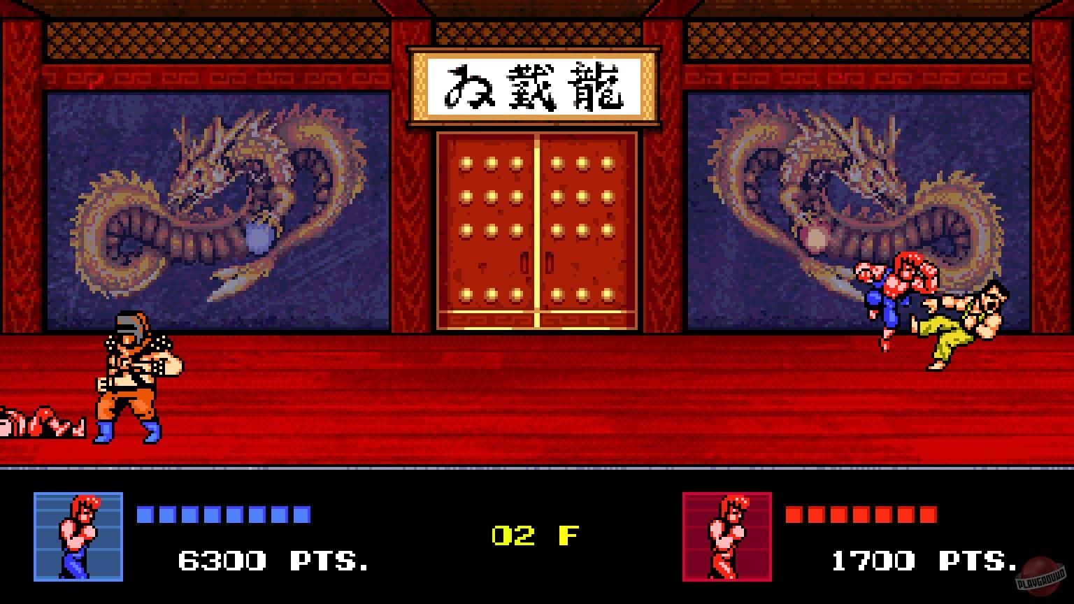 Скачать торрент игры Double Dragon 4
