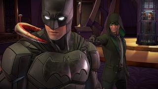Скриншот Batman: The Enemy Within