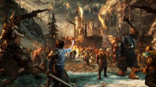 Скриншот Middle-earth: Shadow of War