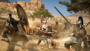 миниатюра скриншота Assassin's Creed: Origins - The Curse of the Pharaohs