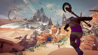Скриншот Mirage: Arcane Warfare