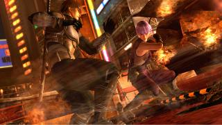 Скриншот Dead or Alive 5: Last Round