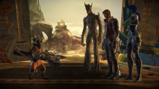 Скриншот Guardians of the Galaxy: The Telltale Series