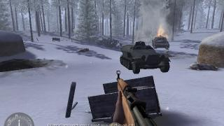 Скриншот Call of Duty