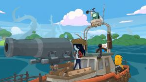 миниатюра скриншота Adventure Time: Pirates of the Enchiridion