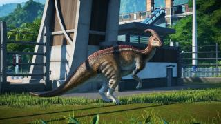 Скриншот Jurassic World Evolution