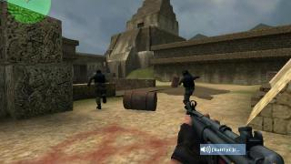 Скриншот Counter-Strike: Source