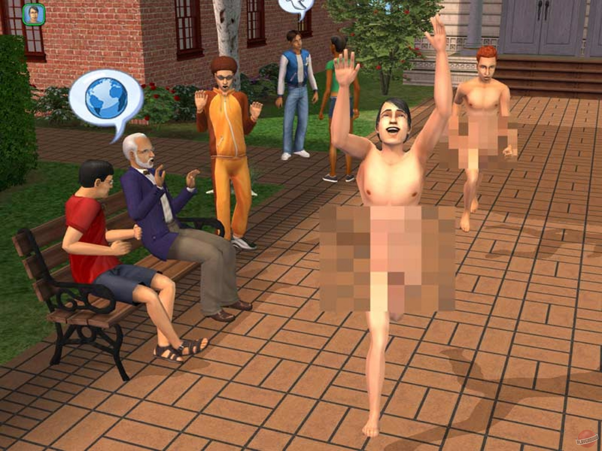 Sims2 nude potty hack pron film