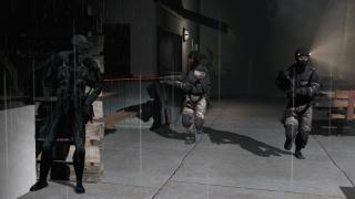 Скриншот Tom Clancy's Splinter Cell: Chaos Theory