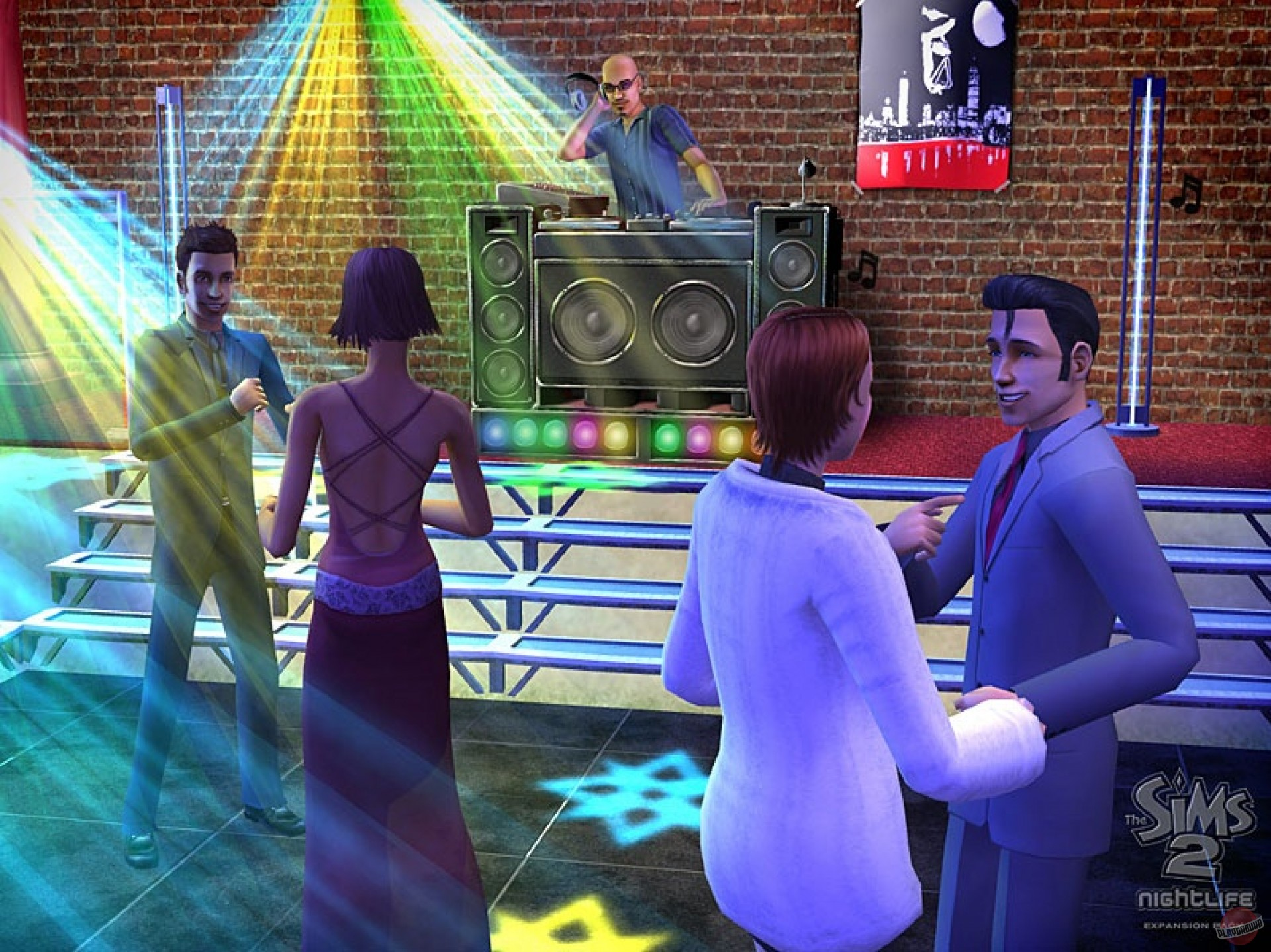The sims2 nightlife nude patch pron tube
