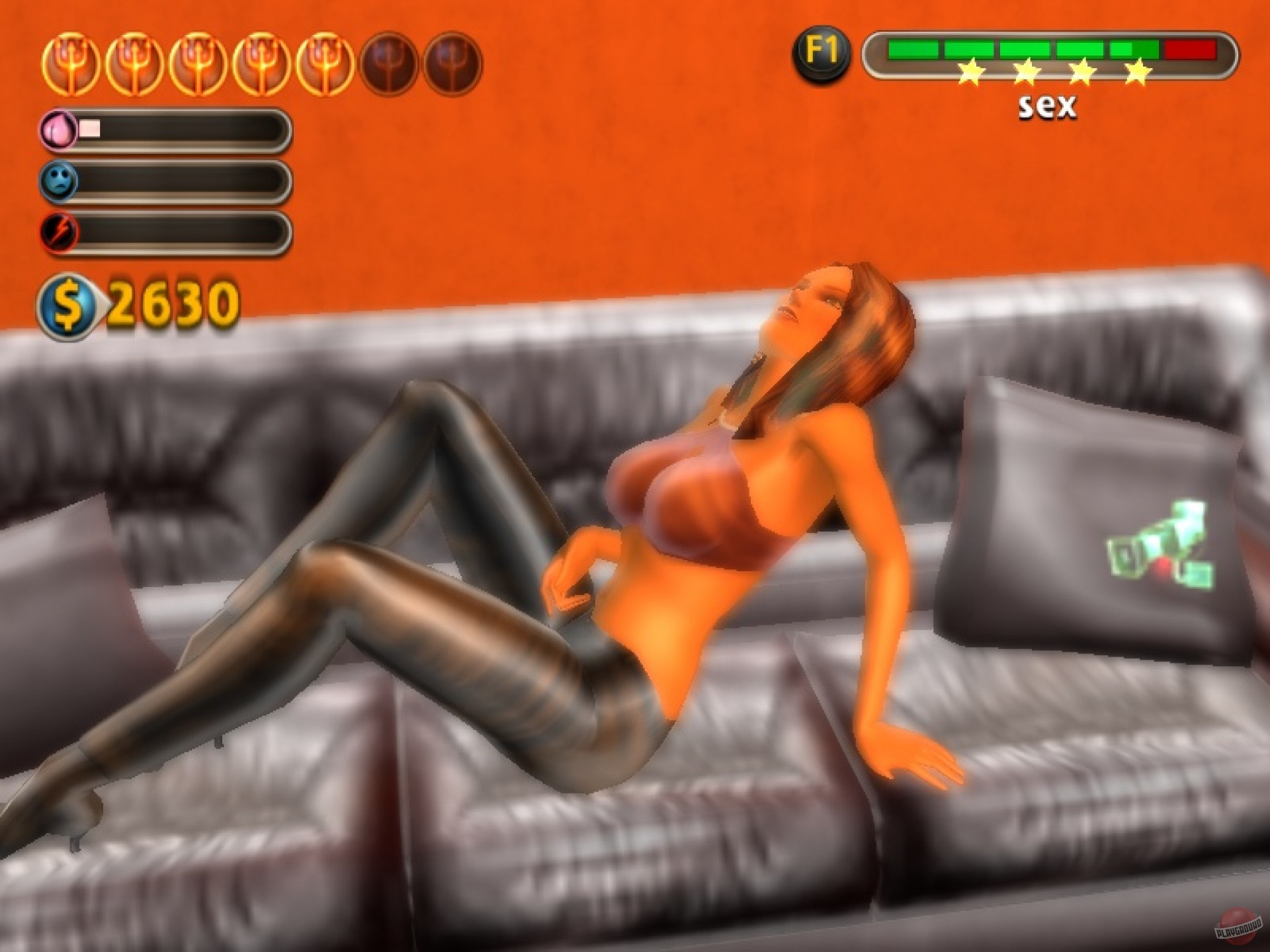 Game xxx ps2 7 sins pron videos