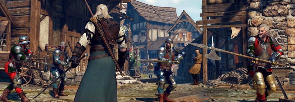 Hands-on ������ The Witcher 3: Wild Hunt �� PlayGround.ru