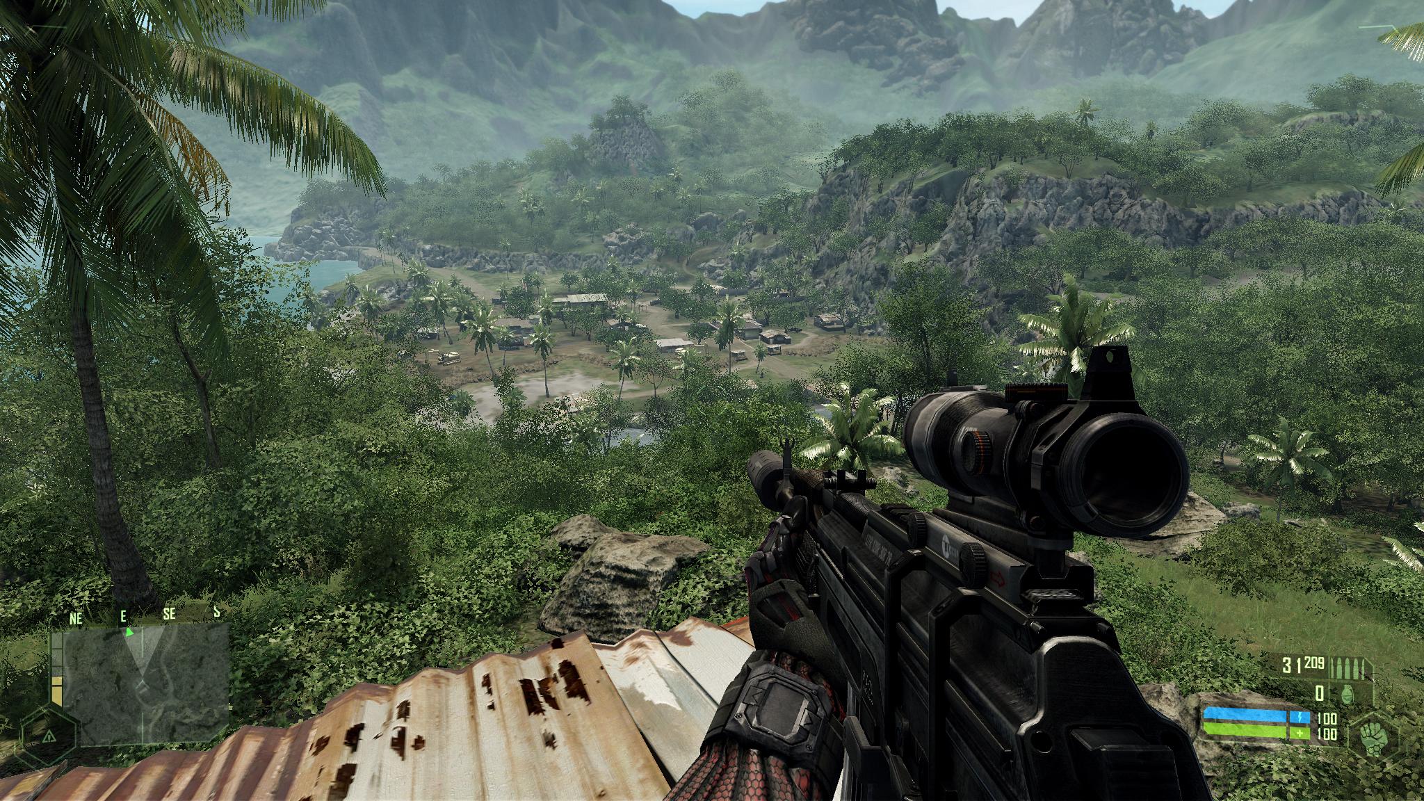 Игорь Крутой: Crysis - Блоги - блоги геймеров, игровые блоги ...